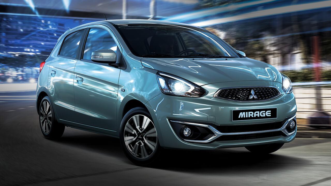 Mirage MT 2019 hoàn toàn mới
