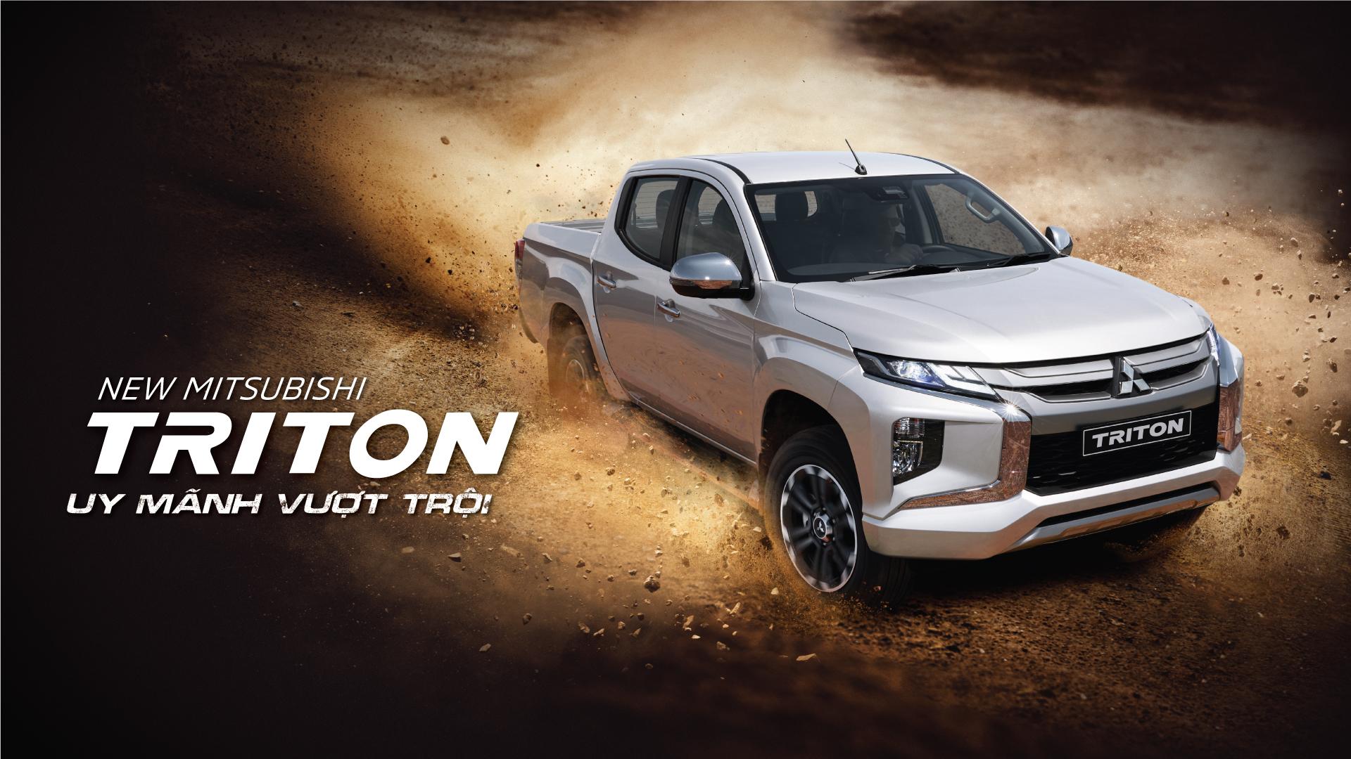 Mitsubishi Triton 4×2 AT Premium 2020